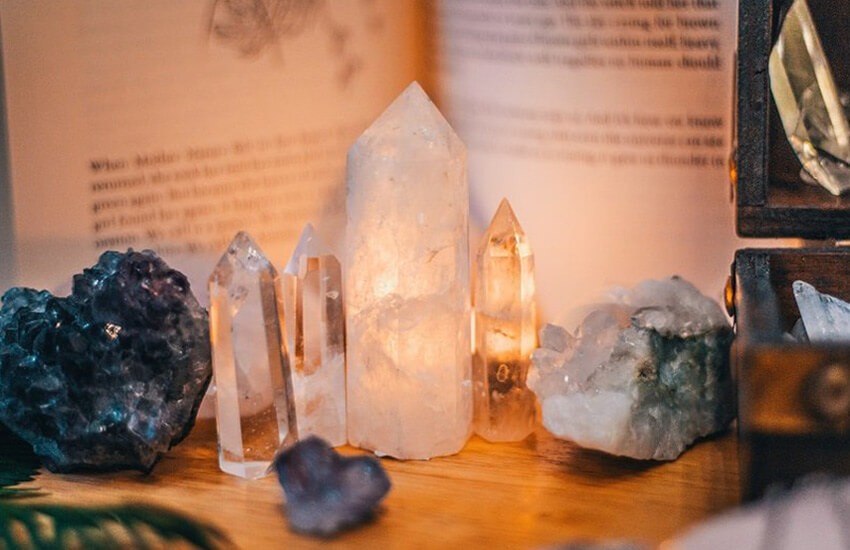 Crystals, Earth Energy and Feng Shui for Nurturing
